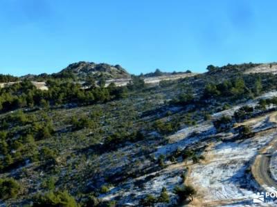Cancho de la Cabeza-Patones; desfiladero yecla excursiones organizadas desde madrid viajes de un dia